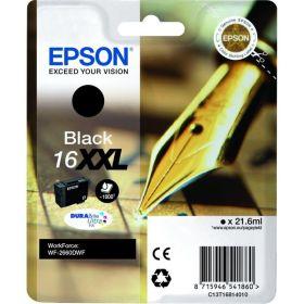 EPSON ORIGINAL - Epson 16XXL Noir (21,6 ml)  Cartouche de marque