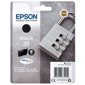 EPSON ORIGINAL - Epson 35 Noir (16,1 ml) Cartouche de marque T3581