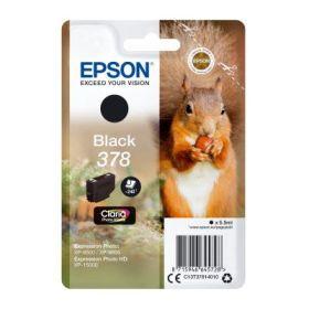 EPSON ORIGINAL - Epson 378 Noir (5,5 ml) Cartouche de marque