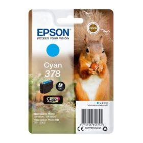 EPSON ORIGINAL - Epson 378 Cyan (4,1 ml) Cartouche de marque