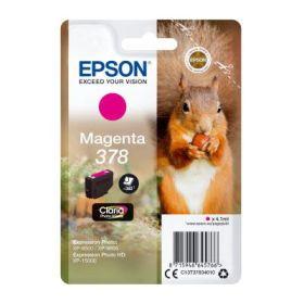 EPSON ORIGINAL - Epson 378 Magenta (4,1 ml) Cartouche de marque