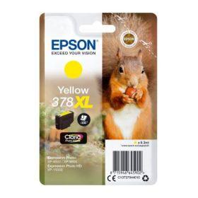 EPSON ORIGINAL - Epson 378XL Jaune (9,3 ml) Cartouche de marque