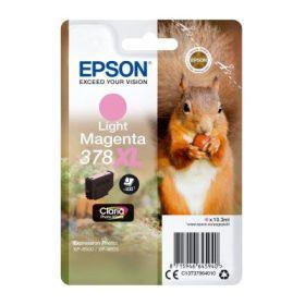 EPSON ORIGINAL - Epson 378XL Photo Magenta (10,3 ml) Cartouche de marque