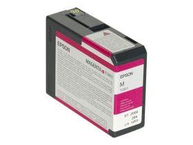 EPSON ORIGINAL - Epson T5803 Magenta (80 ml) Cartouche de marque