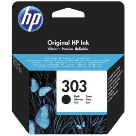 HP ORIGINAL - HP 303 / T6N02AE Noir (4 ml) cartouche de marque
