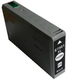COMPATIBLE EPSON - 79XL Noir (50 ml) Cartouche encre générique T7901