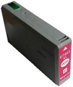 COMPATIBLE EPSON - 79XL Magenta (25 ml) Cartouche encre générique T7903