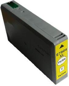 COMPATIBLE EPSON - 79XL Jaune (25 ml) Cartouche encre générique T7904