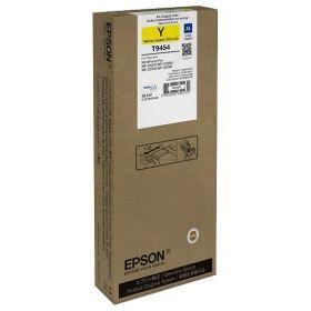 EPSON ORIGINAL - Epson T9454 Jaune (5000 pages) Cartouche de marque
