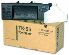 Kyocera TK-55 noir (15000 pages) Toner de marque