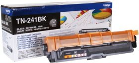 BROTHER ORIGINAL - Brother TN-241BK Noir (2500 pages) Toner de marque