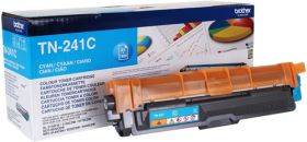 BROTHER ORIGINAL - Brother TN-241C Cyan (1400 pages) Toner de marque
