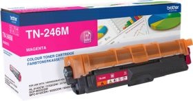 BROTHER ORIGINAL - Brother TN-246M Magenta (2200 pages) Toner de marque