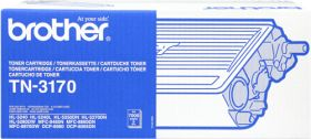 BROTHER ORIGINAL - Brother TN-3170 Noir (7000 pages) Toner de marque