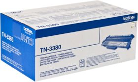 BROTHER ORIGINAL - Brother TN-3380 Noir (8000 pages) Toner de marque
