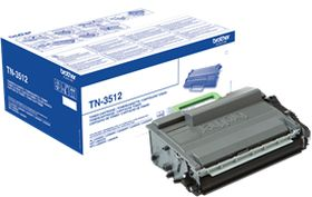 BROTHER ORIGINAL - Brother TN-3512 Noir (12000 pages) Toner de marque