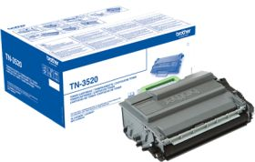 BROTHER ORIGINAL - Brother TN-3520 Noir (20000 pages) Toner de marque