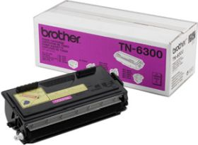 Brother TN-6300 Noir (3000 pages) Toner de marque