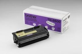 BROTHER ORIGINAL - Brother TN-6600 Noir (6000 pages) Toner de marque
