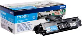 BROTHER ORIGINAL - Brother TN-900C Cyan (6000 pages) Toner de marque