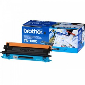 BROTHER ORIGINAL - Brother TN-130 Cyan (1500 pages) Toner de marque