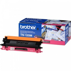 BROTHER ORIGINAL - Brother TN-135 Magenta (4000 pages) Toner de marque