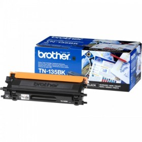 BROTHER ORIGINAL - Brother TN-135 Noir (5000 pages) Toner de marque