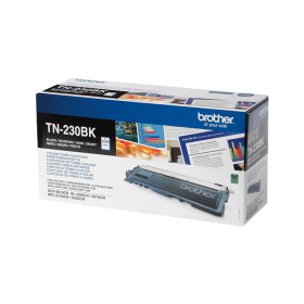 BROTHER ORIGINAL - Brother TN-230BK Noir (2200 pages) Toner de marque