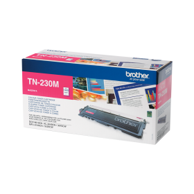 BROTHER ORIGINAL - Brother TN-230M Magenta (1400 pages) Toner de marque