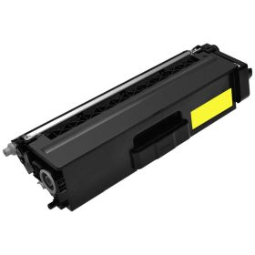 COMPATIBLE BROTHER - TN-326 Jaune (3500 pages) Toner générique