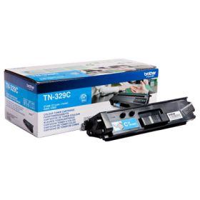 BROTHER ORIGINAL - Brother TN-329 Cyan (6000 pages) Toner de marque