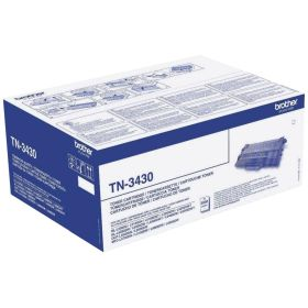 BROTHER ORIGINAL - Brother TN-3430 Noir (3000 pages) Toner de marque