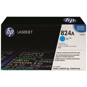 HP ORIGINAL - HP 824A / CB385A Cyan (35000 pages) Tambour de marque