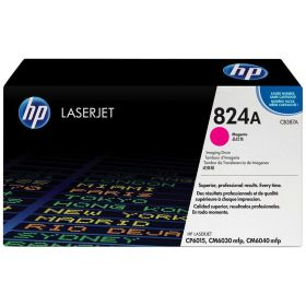 HP ORIGINAL - HP 824A / CB387A Magenta (35000 pages) Tambour de marque