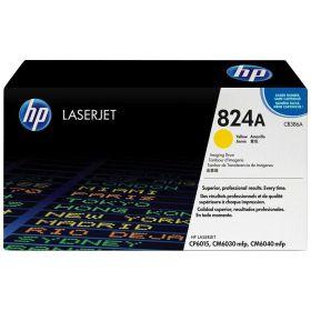 HP ORIGINAL - HP 824A / CB386A Jaune (35000 pages) Tambour de marque