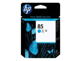 HP ORIGINAL - HP 85 / C9420A Cyan Tête d'impression de marque