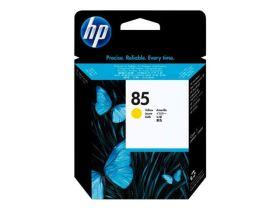HP ORIGINAL - HP 85 / C9422A Jaune Tête d'impression de marque