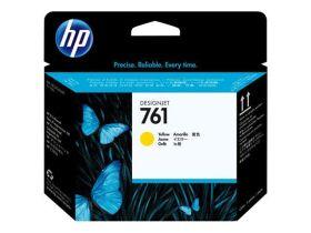 HP ORIGINAL - HP 761 / CH645A Jaune - Tête d'impression de marque
