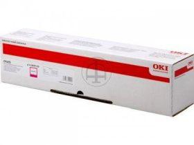 OKI ORIGINAL - OKI 43837130 Magenta (22000 pages) Toner de marque