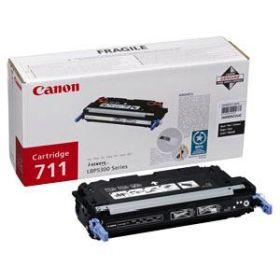 CANON ORIGINAL - Canon 711 Noir (6000 pages) Toner de marque
