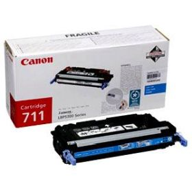 CANON ORIGINAL - Canon 711 Cyan (6000 pages) Toner de marque