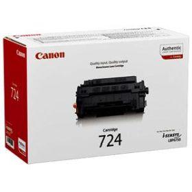 CANON ORIGINAL - Canon 724 Noir (6000 pages) Toner de marque