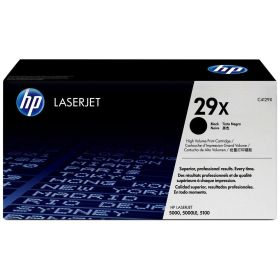 HP ORIGINAL - HP 29X / C4129X Noir (10000 pages) Toner de marque