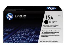 HP ORIGINAL - HP 15A / C7115A Noir (2500 pages) Toner de marque