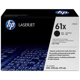 HP ORIGINAL - HP 61X / C8061X Noir (10000 pages) Toner de marque