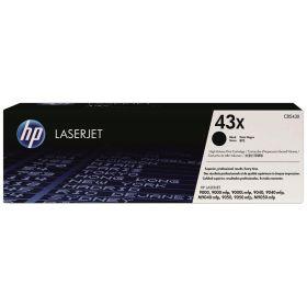 HP ORIGINAL - HP 43X / C8543X Noir (30000 pages) Toner de marque