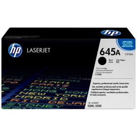 HP ORIGINAL - HP 645A / C9730A Noir (13000 pages) Toner de marque