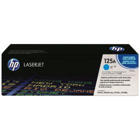 HP ORIGINAL - HP 125A / CB541A Cyan (1400 pages) Toner de marque