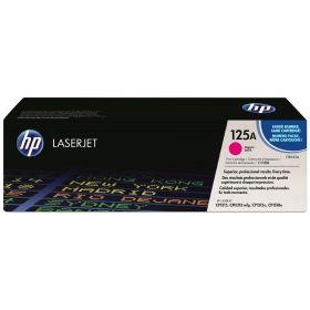 HP ORIGINAL - HP 125A / CB543A Magenta (1400 pages) Toner de marque