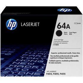 HP ORIGINAL - HP 64A / CC364A Noir (10000 pages) Toner de marque